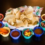 The Salsa Bar!